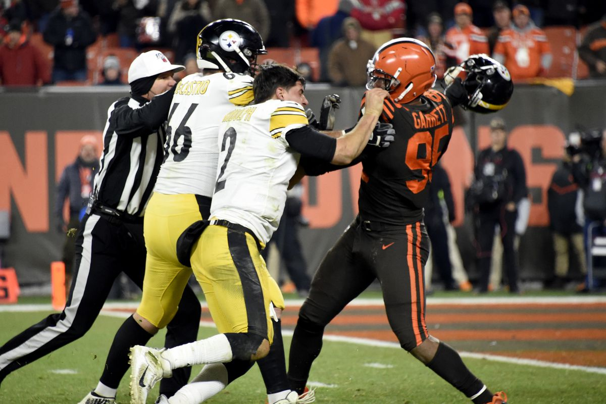 Appeals From The Steelers Vs Browns Brawl Set To Be Heard