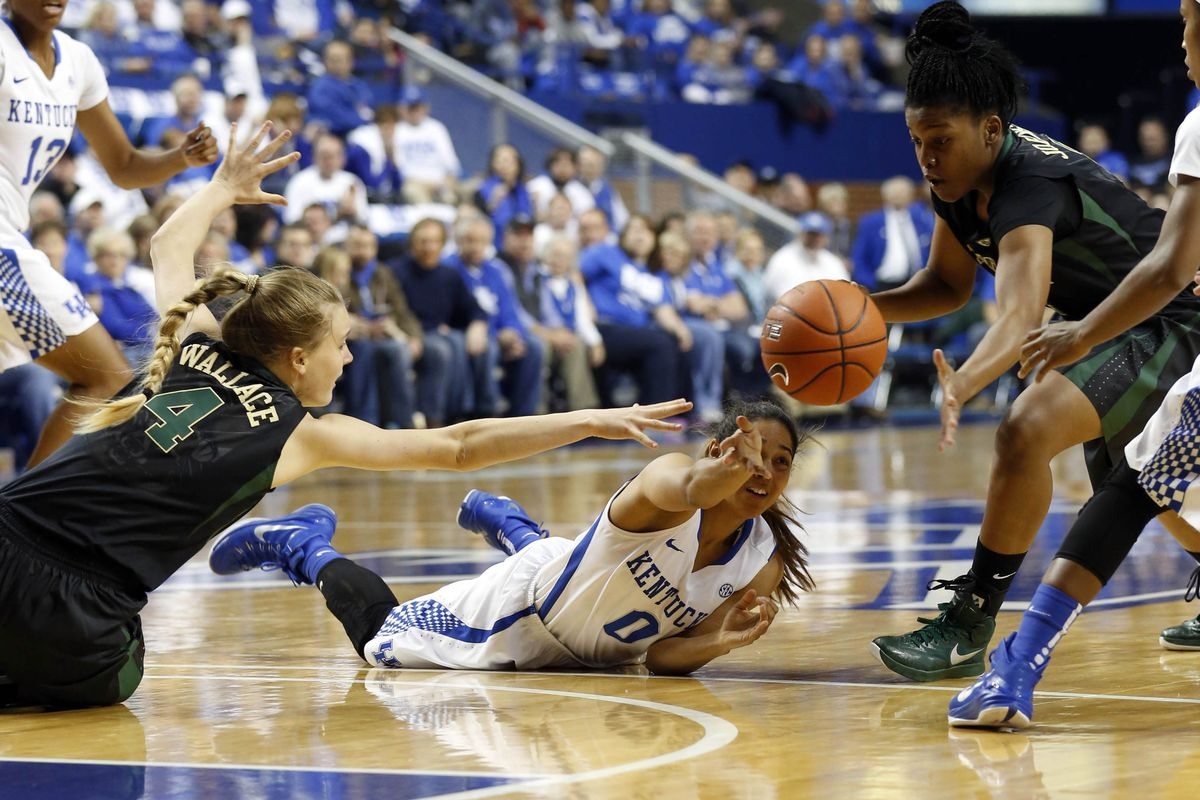 If you think women's basketball is boring, you clearly haven't been watching UK Hoops!