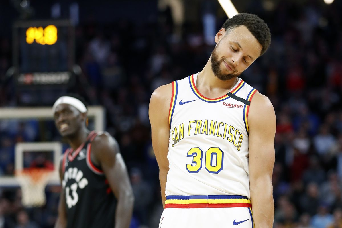 The Happy/Sad Rankings, Part 1: Who's happy the NBA season is on hold? Toronto Raptors, Golden State Warriors, Stephen Curry