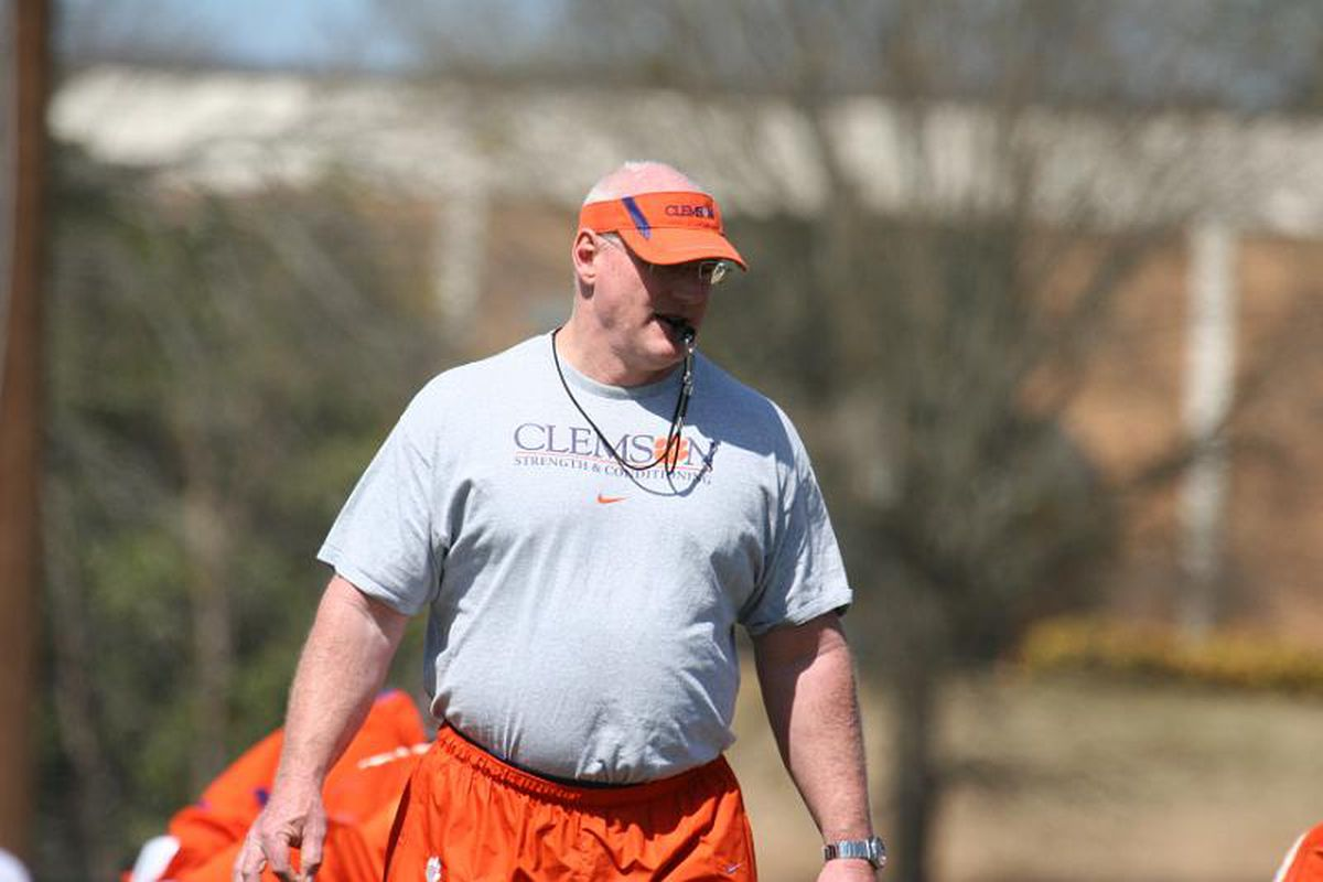 On Clemson's S&C Program And Our Problems with Batson