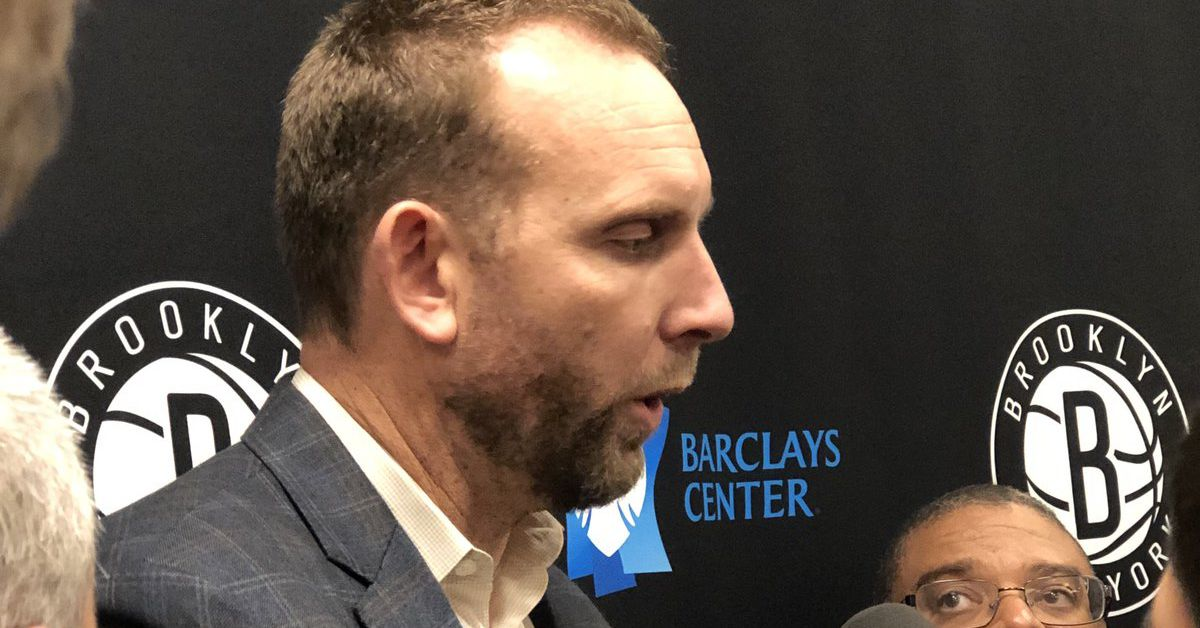 5896324fdec Sean Marks: 'No timeline' for Caris LeVert return to Nets