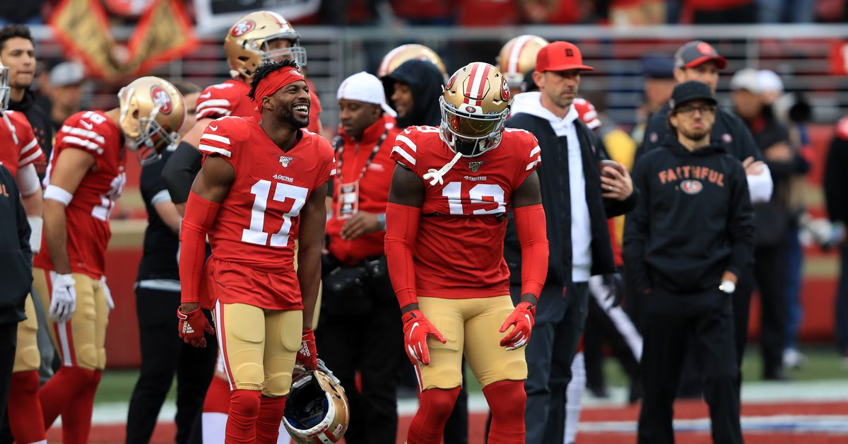 49ers react to losing Emmanuel Sanders, who says his farewell to the Faithful on Instagram