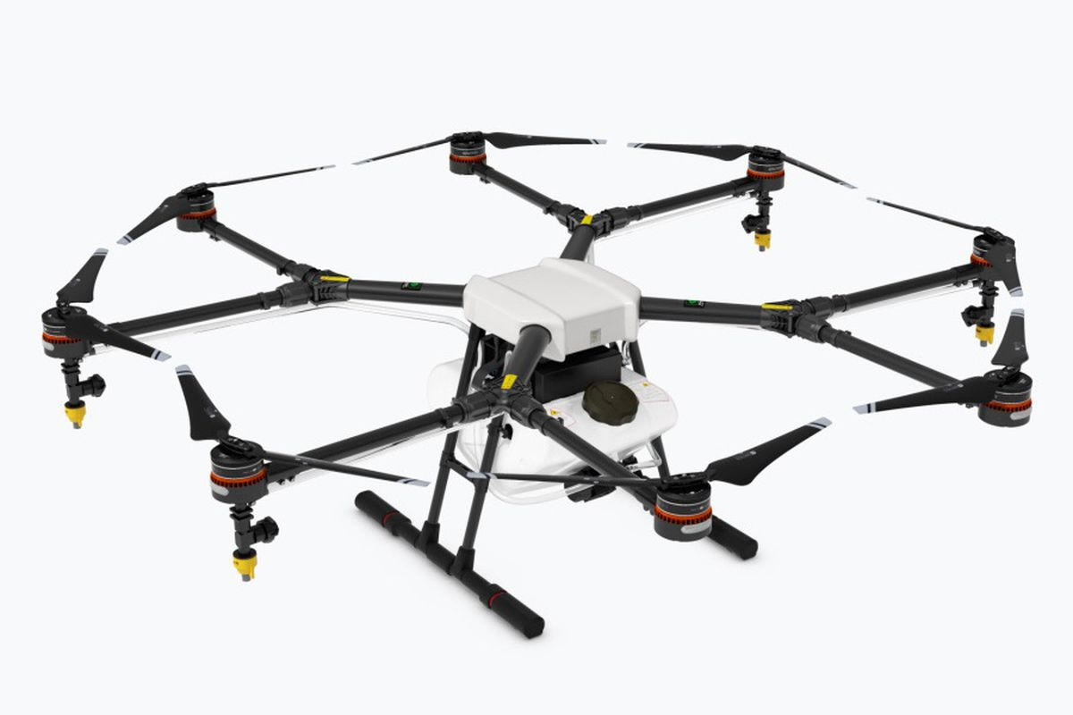 Best Dji Drone >> Dji Announces 15 000 Agricultural Drone Designed To Spray Crops