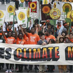 Men and women of color around the world are disproportionately impacted by climate change.