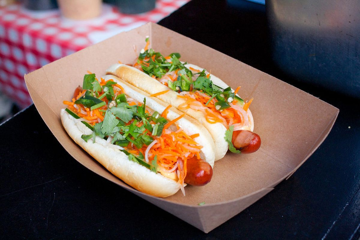 """Pork Vinh from Asia Dog by <a href=""""http://www.flickr.com/photos/gourmetgourmand/8251955259/in/pool-eater/"""">gourmetgourmand</a>"""