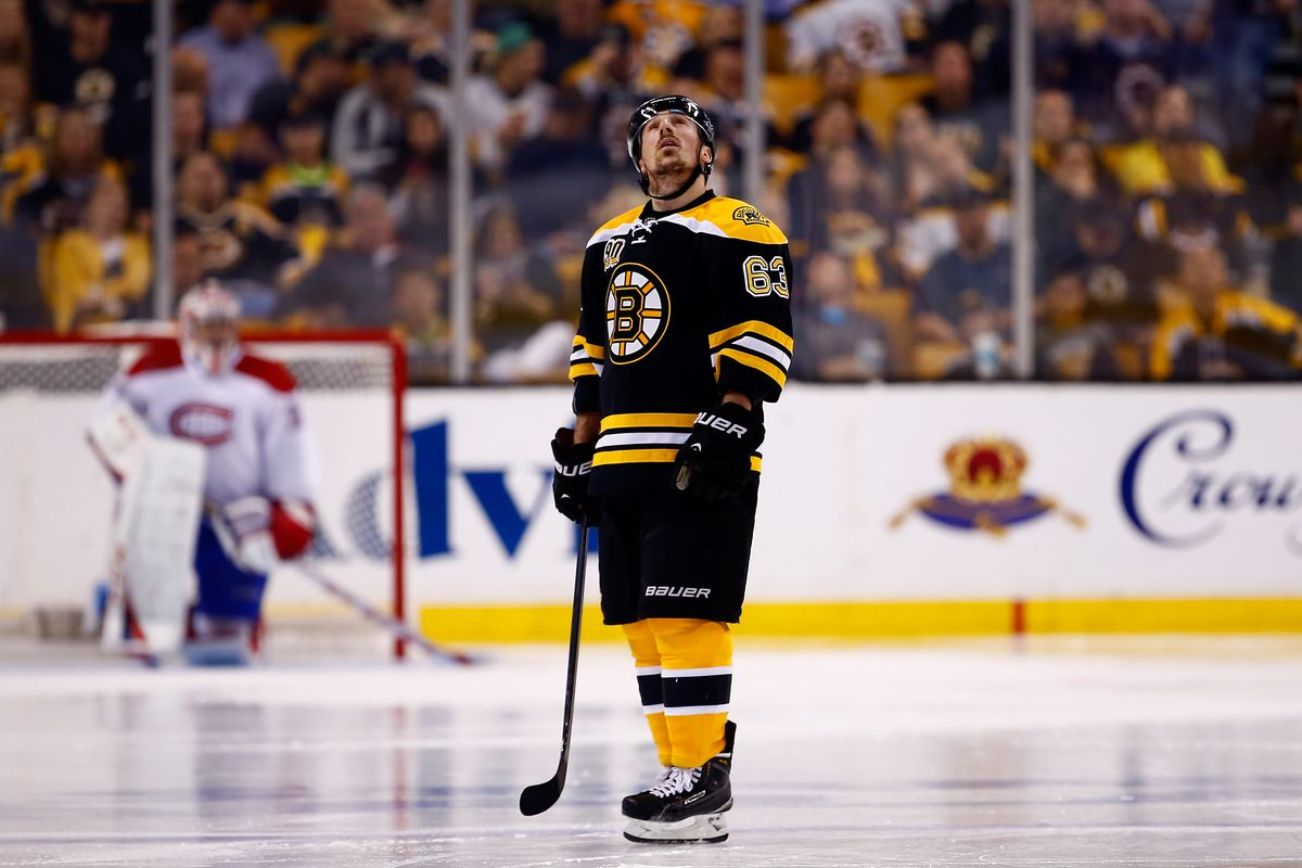 Brad Marchand as trade bait?