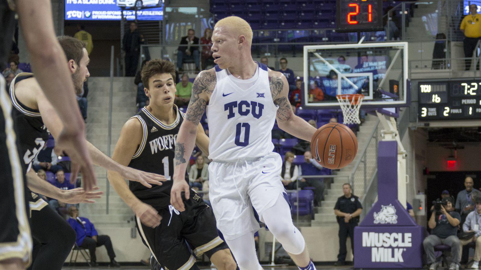 TCU Basketball Through 10 Games - Frogs O' War