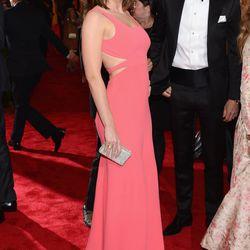 Emily Blunt at the Met Gala in 2012.