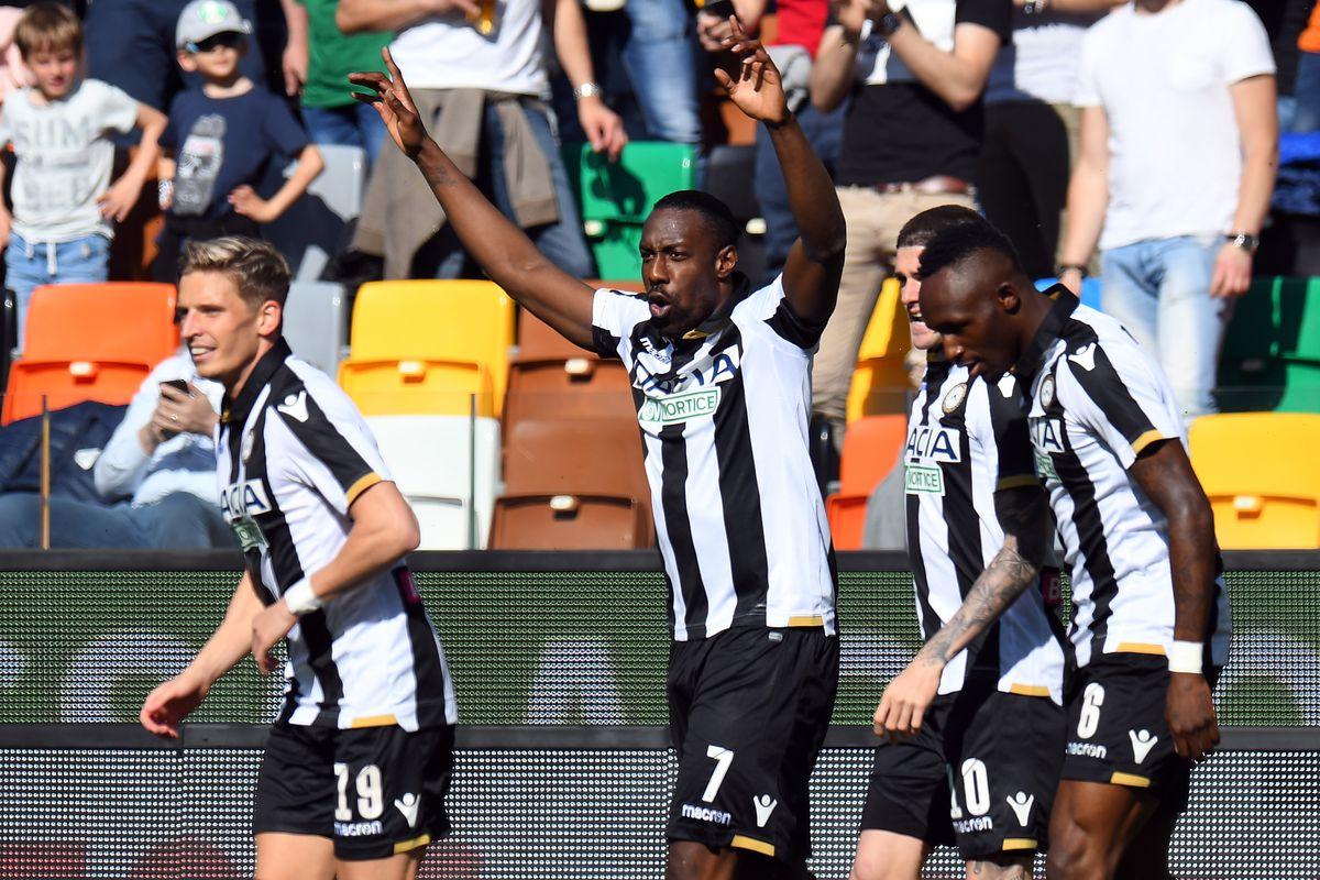 Udinese v Genoa CFC - Serie A