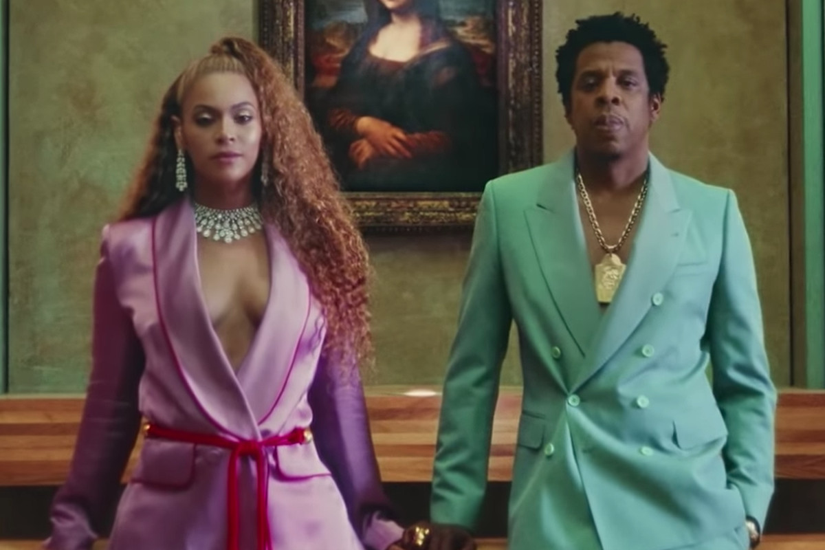 "Beyonce and Jay-Z album ""Everything is Love"" on Spotify now"
