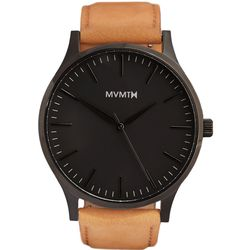 """""""This watch's super-sleek look is great for both casual and business attire, and I just love the all-black face!"""""""