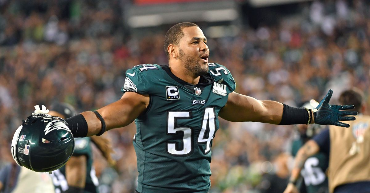 Kamu Grugier-Hill apologized to Doug Pederson for comments about Cowboys