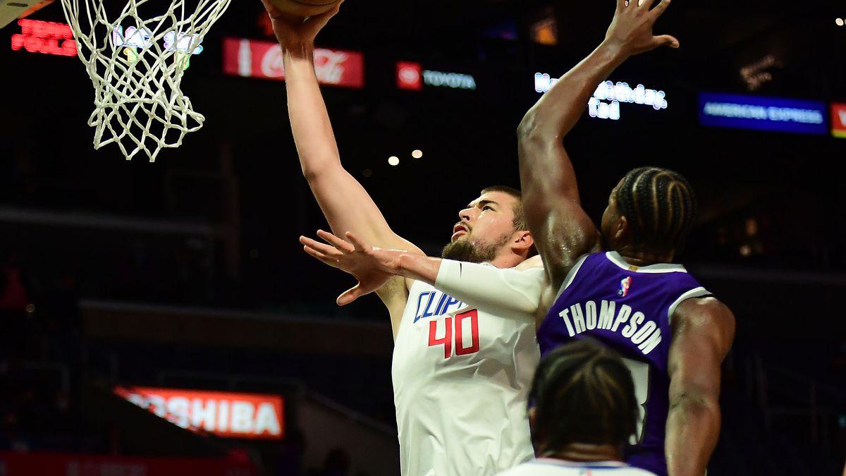NBA: Preseason-Sacramento Kings at Los Angeles Clippers