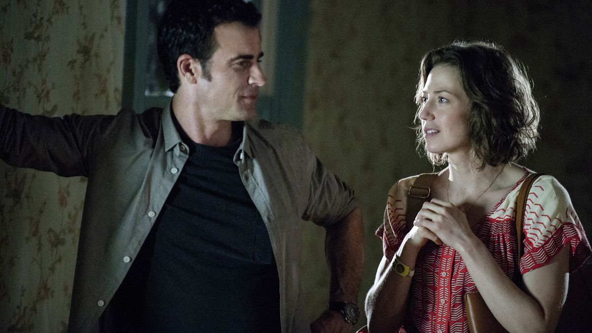 Kevin (Justin Theroux) and Nora (Carrie Coon) try to start over.