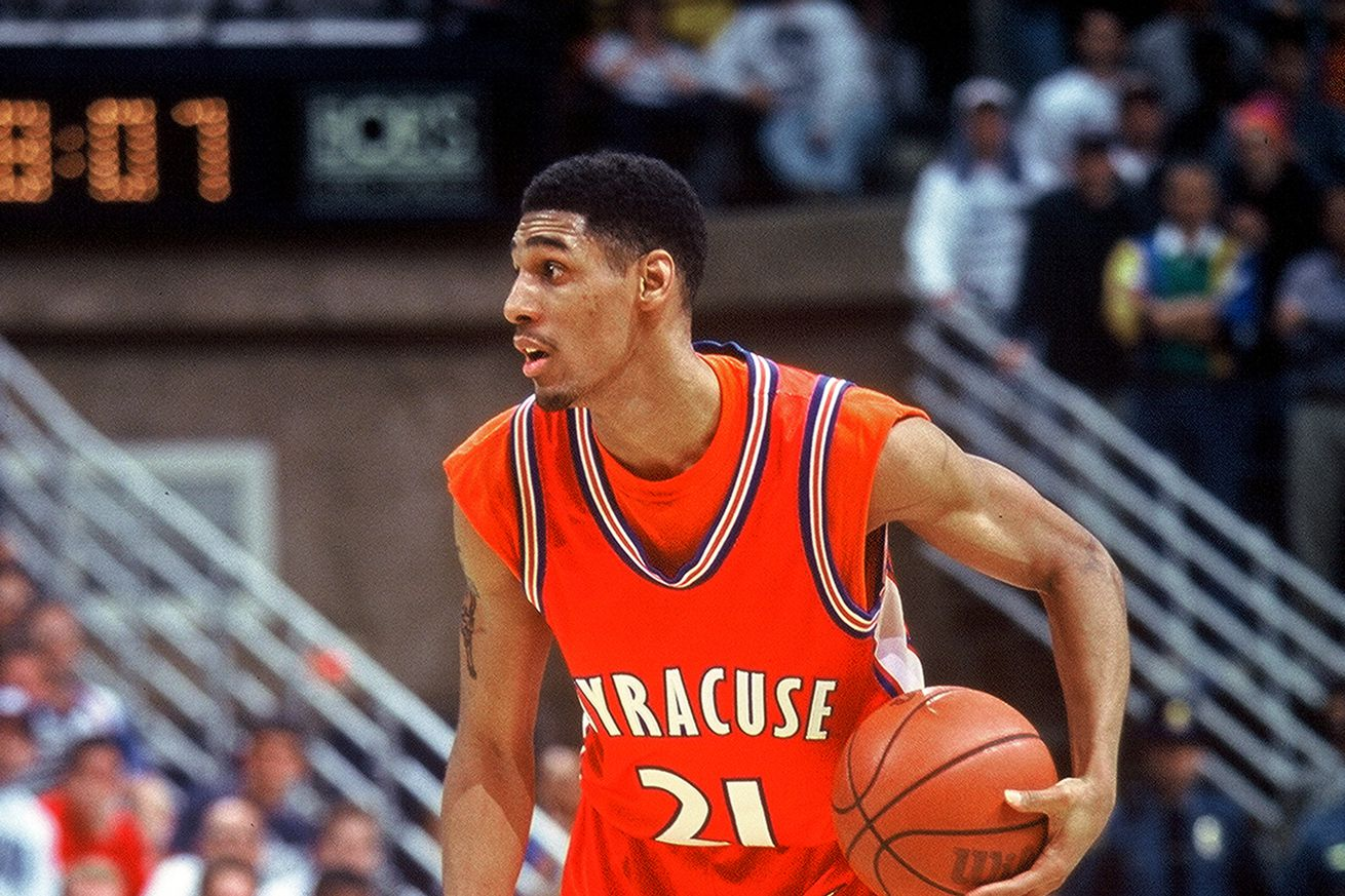 Lawrence Moten Runs The Offense