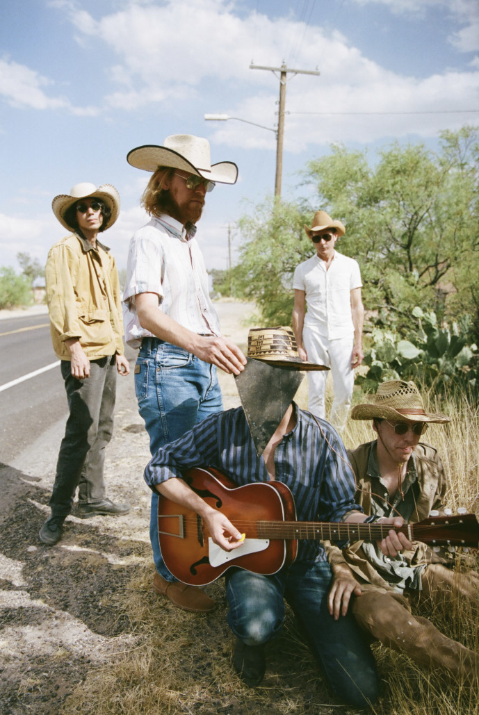 A Midwinter performance Saturday by Deerhunter is sold out.   Courtesy of Deerhunter/4AD