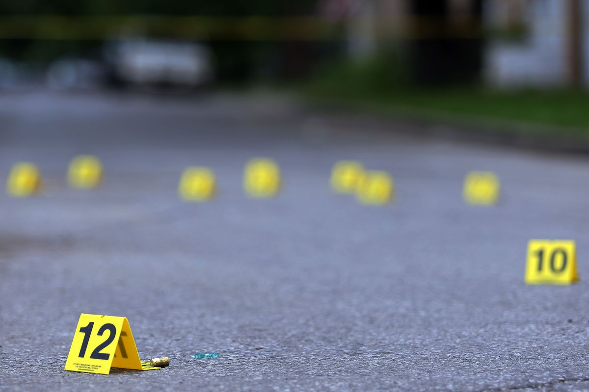 Ten people were shot Aug. 31, 2021, in Chicago.