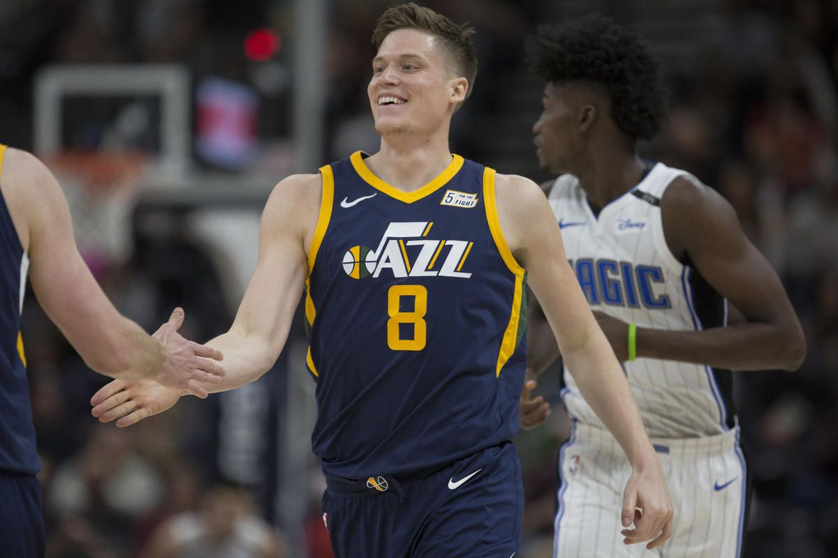 c54808599 Just when it looked like the Utah Jazz were done making changes to the  roster this offseason