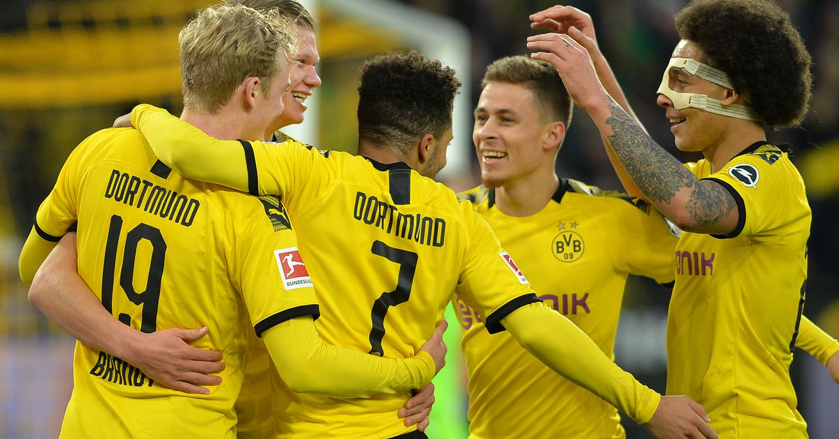Borussia Dortmund Homepage