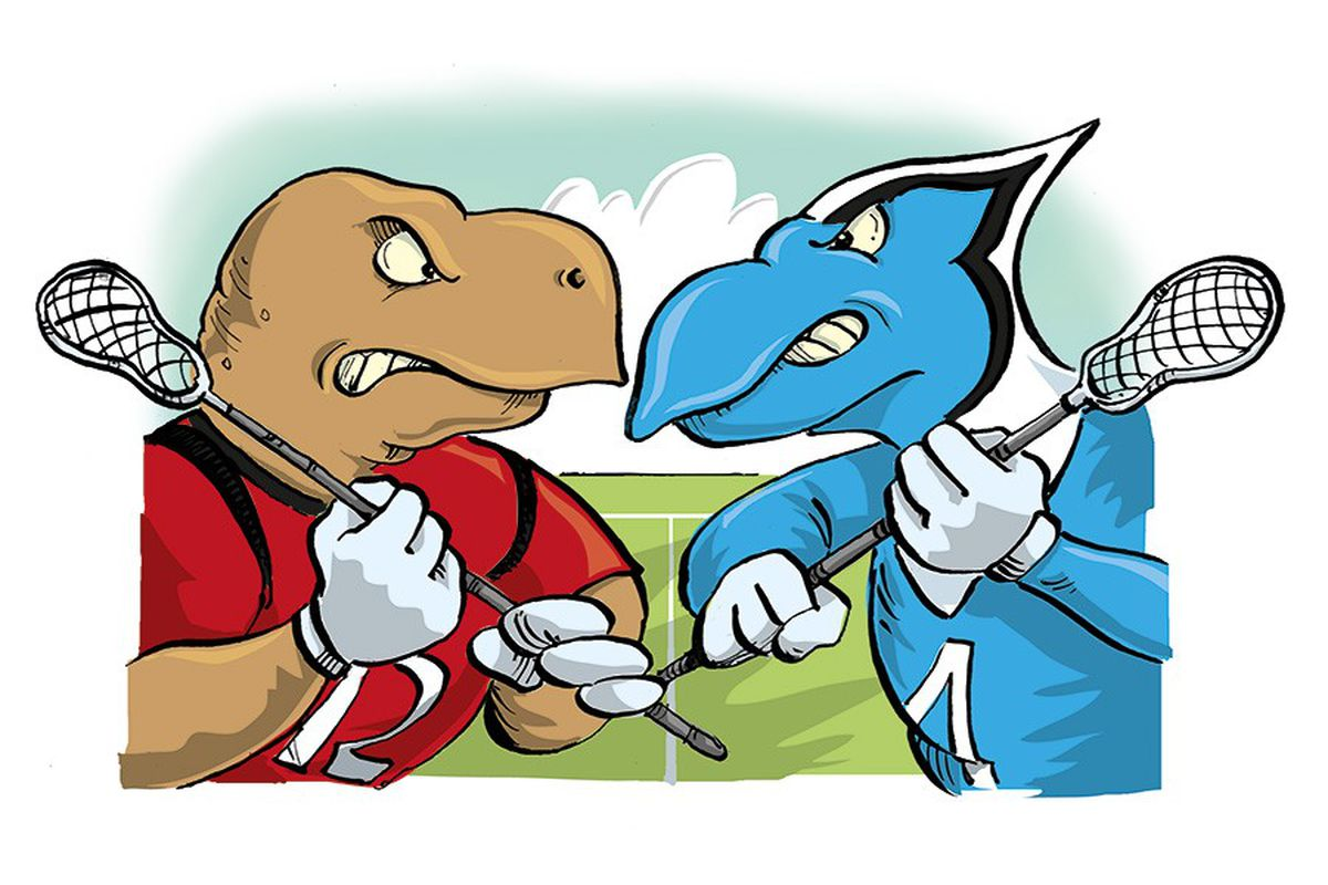 A historic rivalry matches up this weekend in the 2015 NCAA Men's Lacrosse semifinals