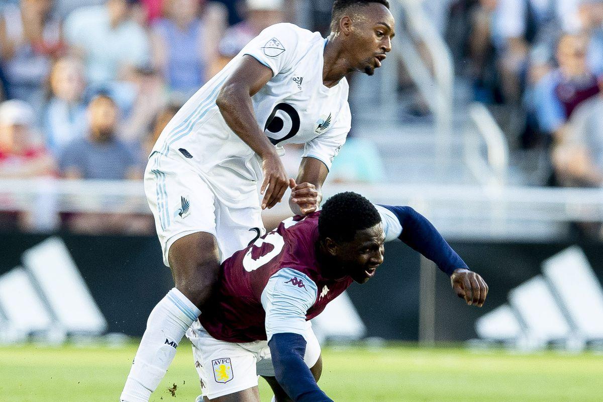Minnesota United v Aston Villa: Pre-Season Friendly