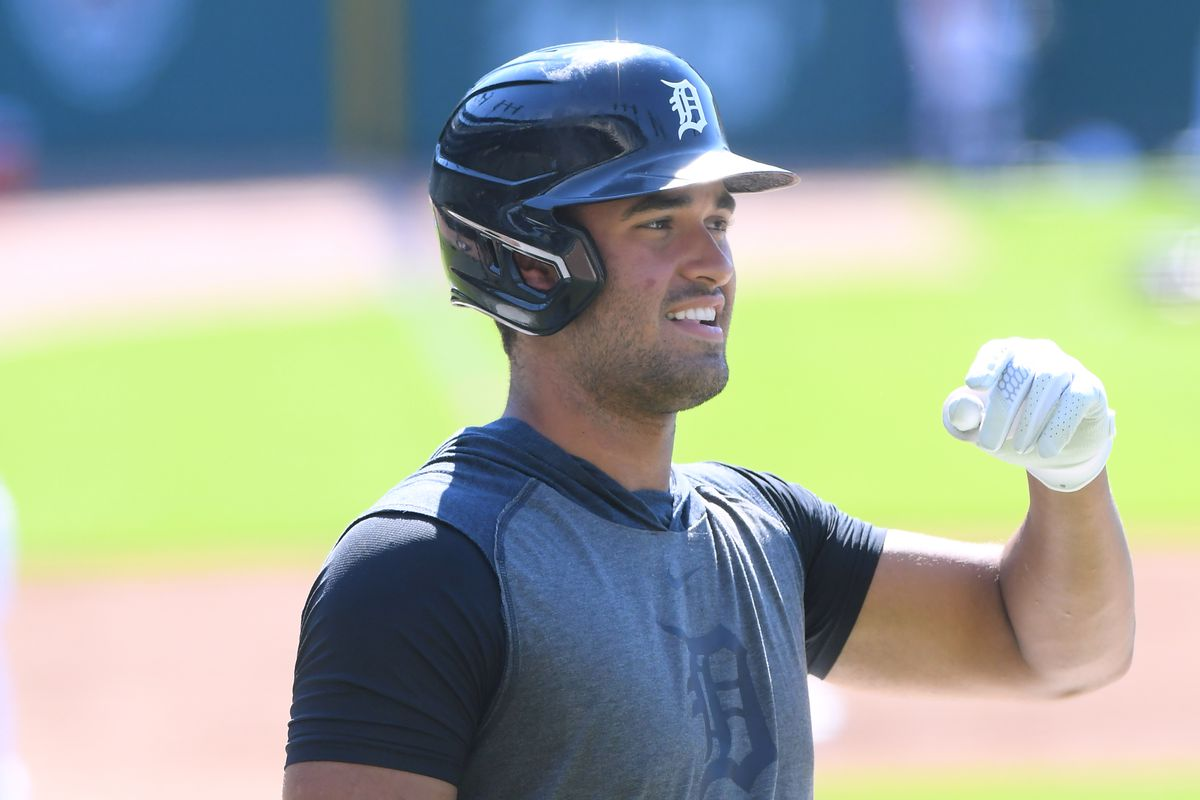 Detroit Tigers Summer Workouts