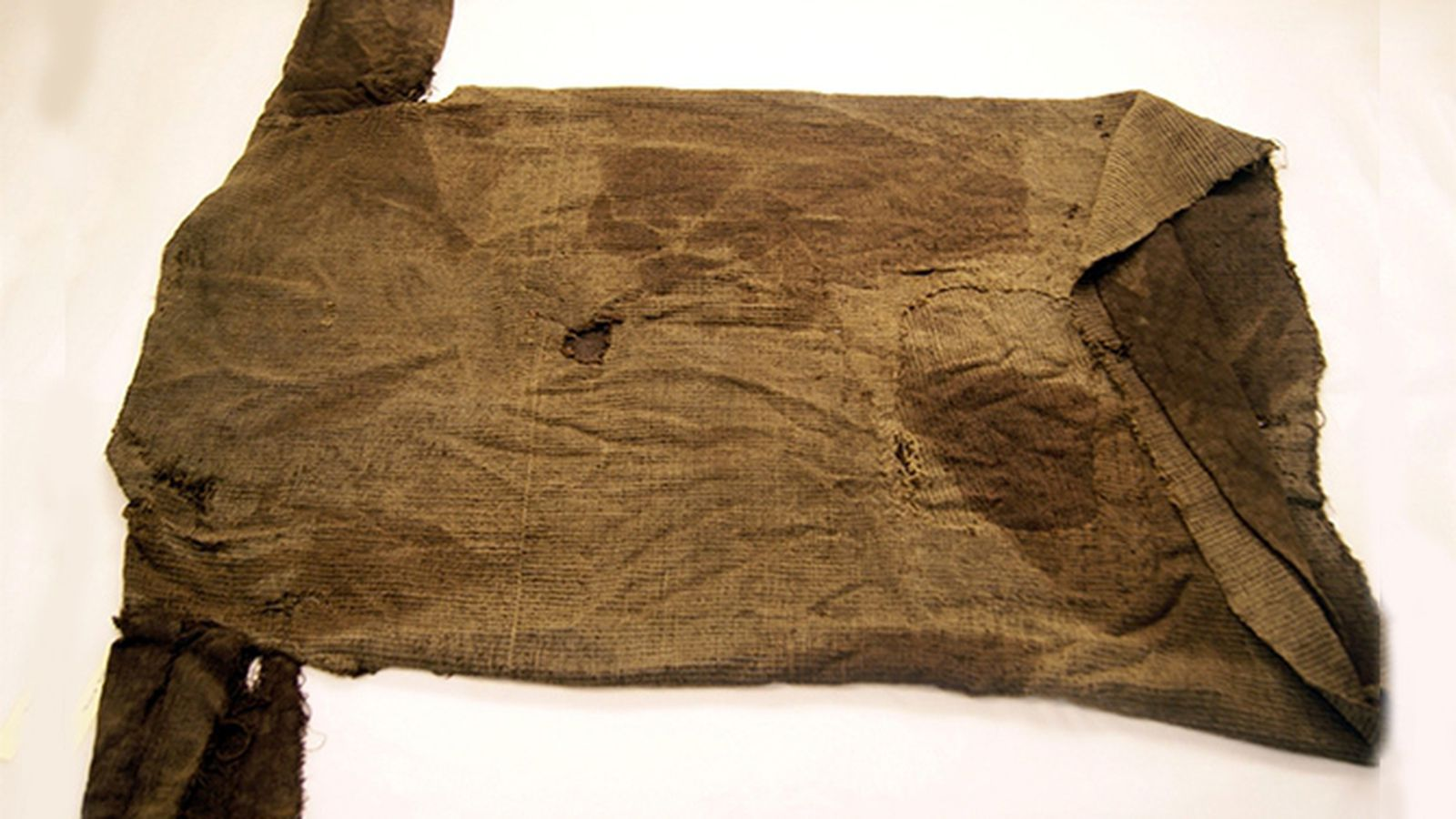 The 1,700-Year-Old Sweater