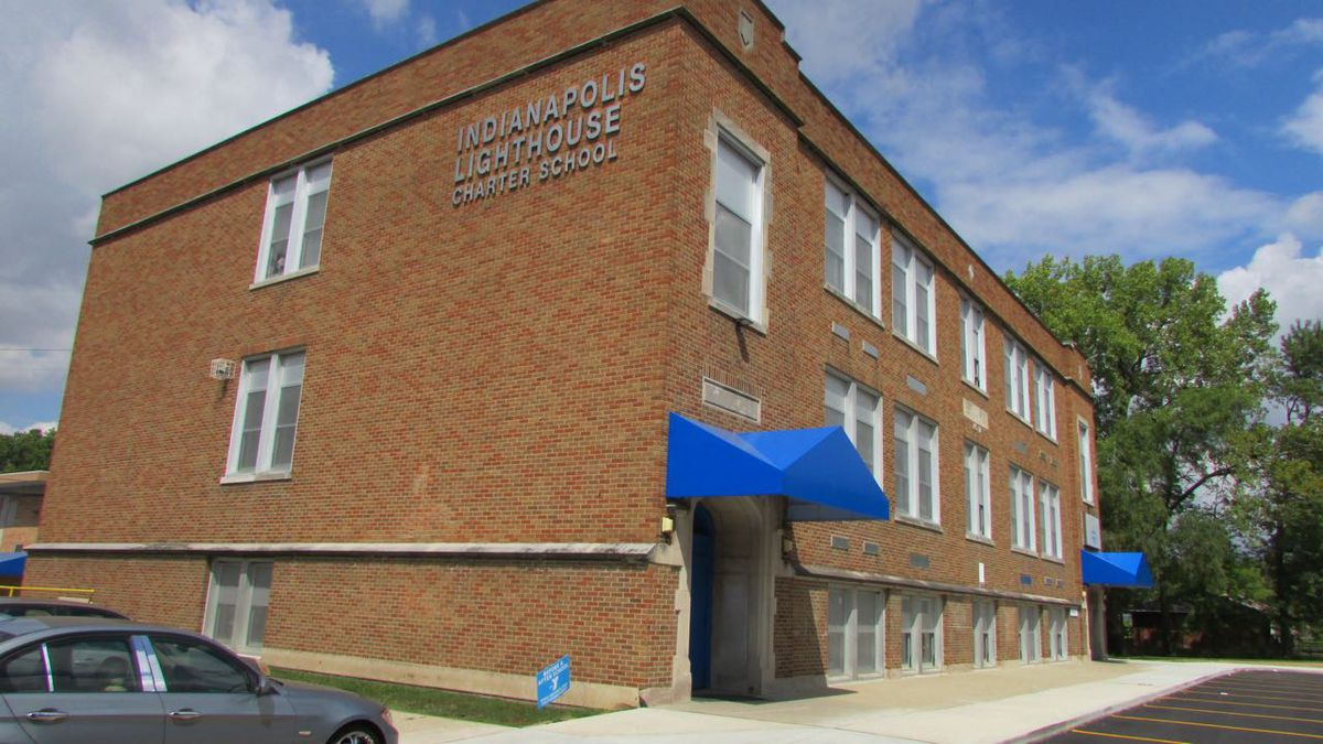 With more than 1,000 students, Indianapolis Lighthouse is one of the city's biggest charter schools.