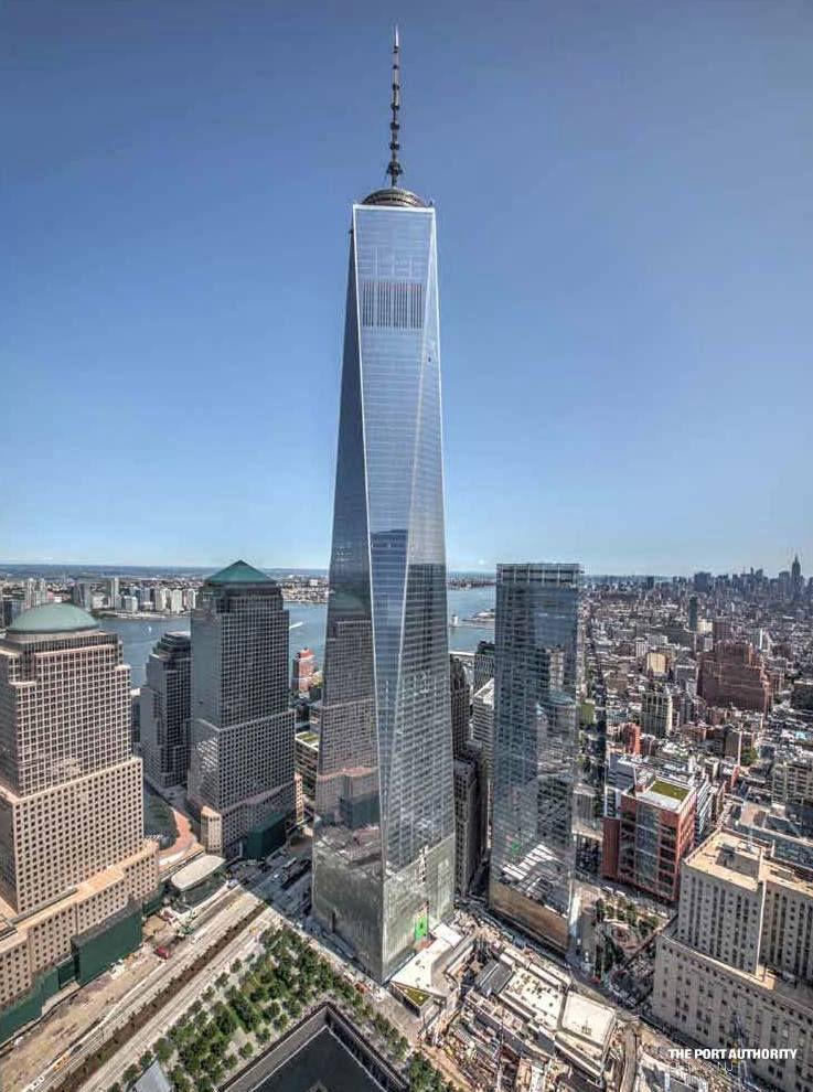 World Trade Center Streamkiste