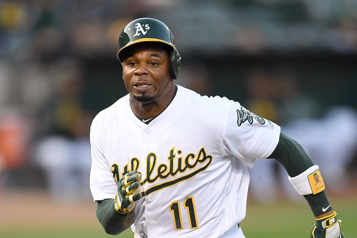 Rajai Davis Traded from Athletics to Red Sox for Prospect Rafael Rincones