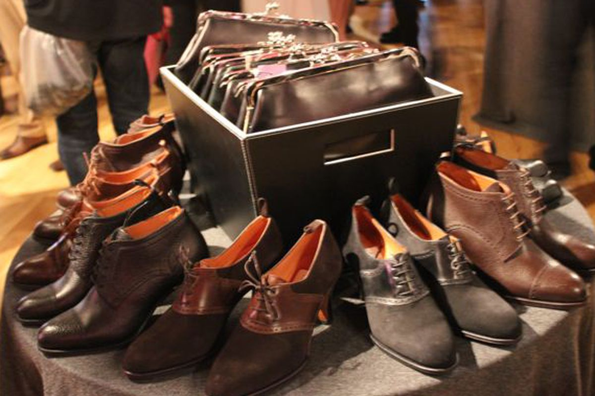 """Image via <a href=""""http://samplesally.com/2011/11/17/shop-for-a-good-cause-at-the-housing-works-fashion-for-action/"""">Sample Sally</a>"""