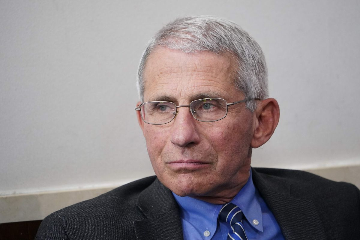 """""""Unless players are essentially in a bubble — insulated from the community and they are tested nearly every day — it would be very hard to see how football is able to be played this fall,"""" Dr. Anthony Fauci said."""