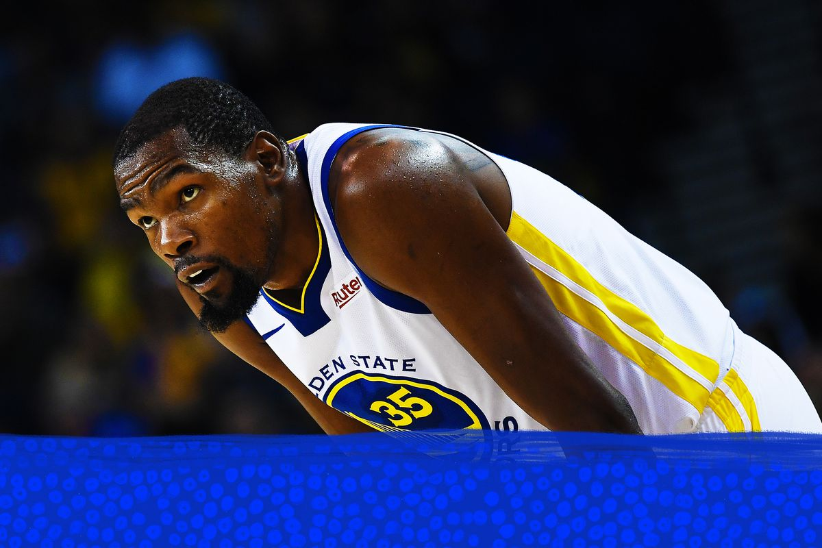 47a248dbe608 Kevin Durant free agency vibes can impact NBA before a Warriors ...
