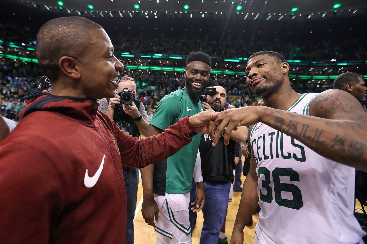 Cleveland Cavaliers Vs Boston Celtics At TD Garden