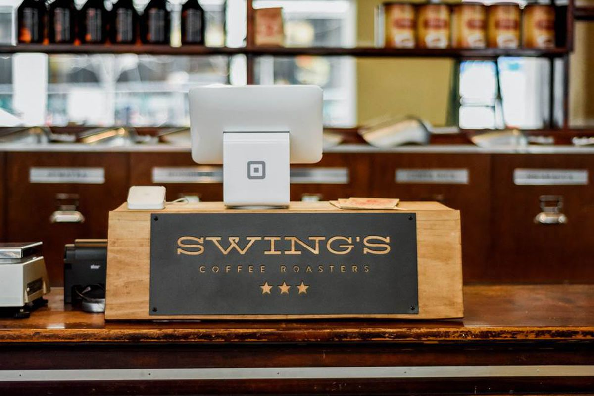 Local Roaster Swing's Coffee Reopens Its Iconic G Street Location - Eater DC