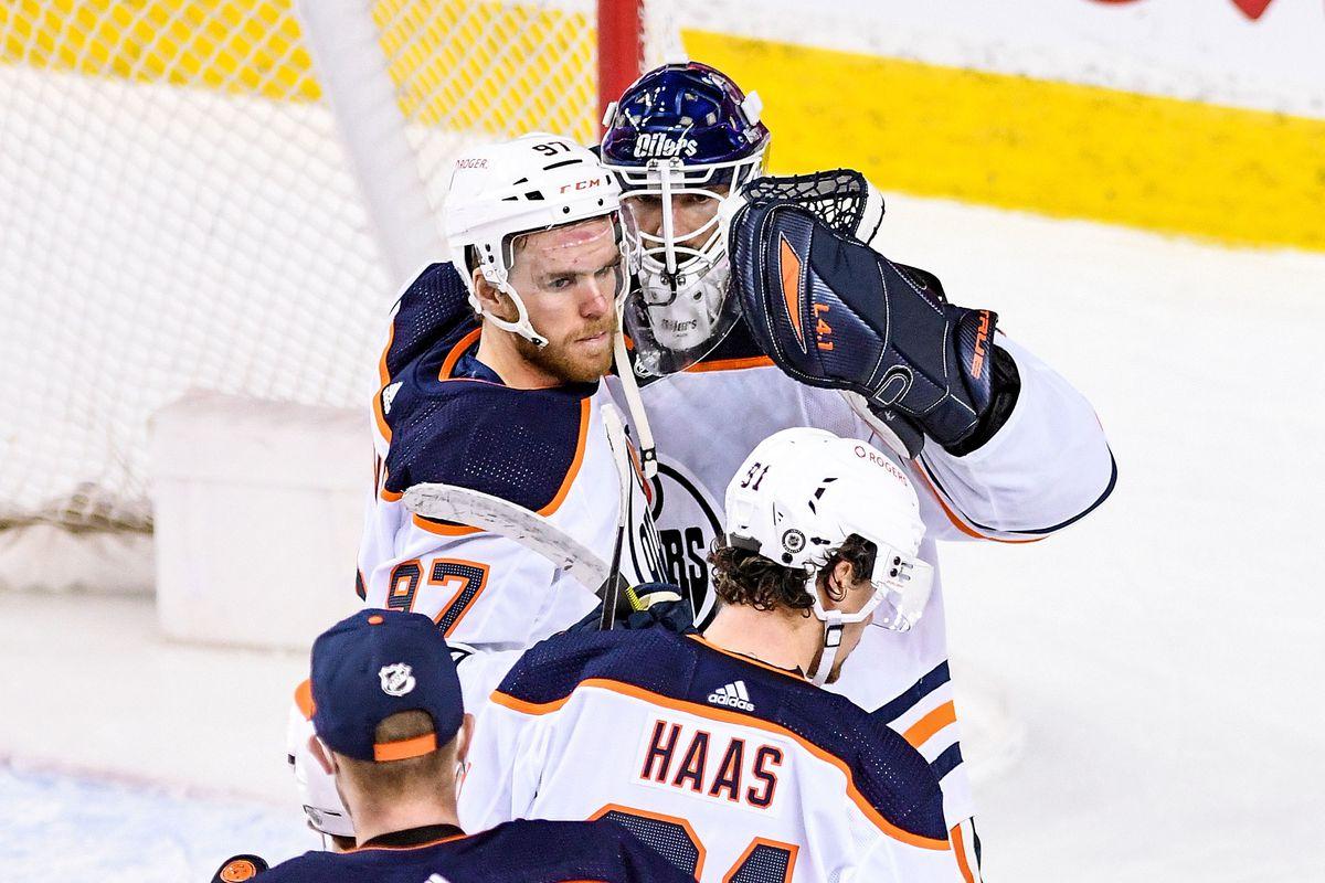 NHL: MAR 17 Oilers at Flames