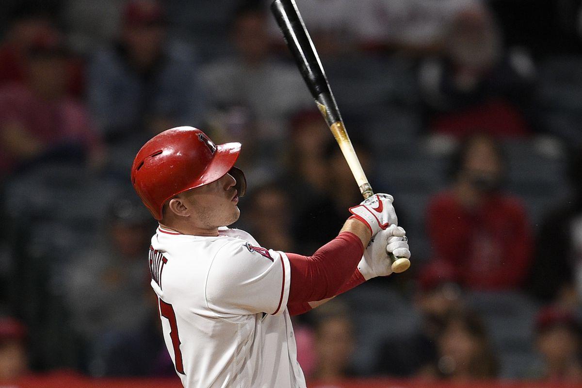 MLB: Tampa Bay Rays at Los Angeles Angels