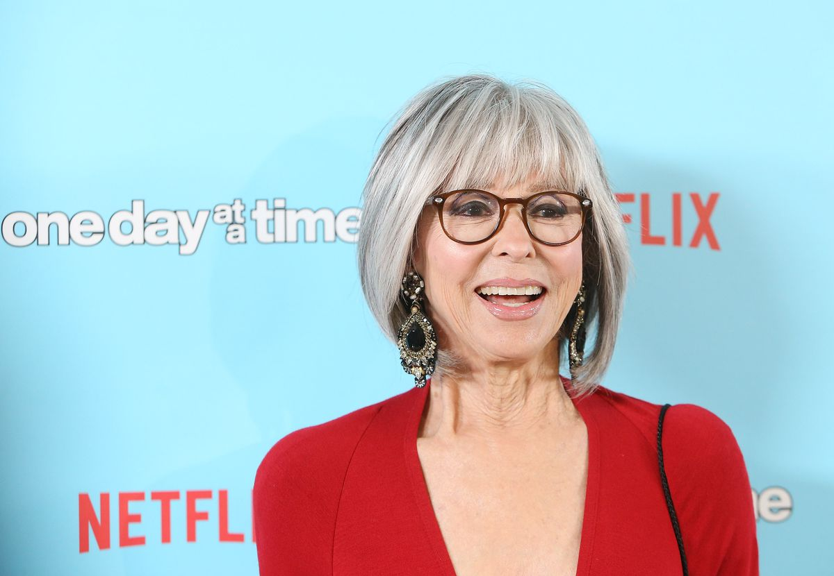 """Rita Moreno stars as Lydia on Netflix's """"One Day At A Time."""""""