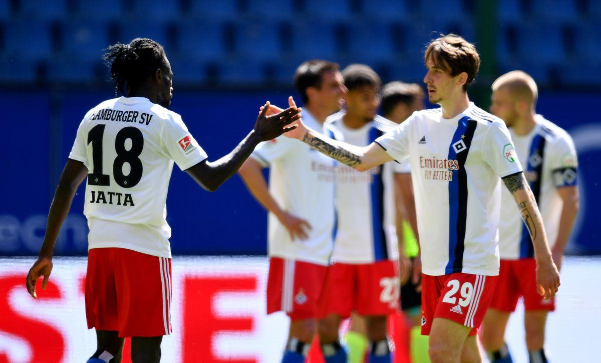 Hamburger SV v SV Wehen Wiesbaden - Second Bundesliga