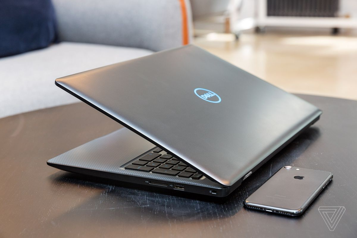 Dell's new G series laptops pair gaming specs with cheap plastic