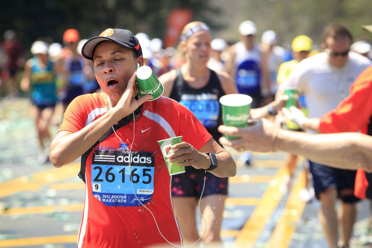 Why has the number of marathoners skyrocketed? Thank the ladies.