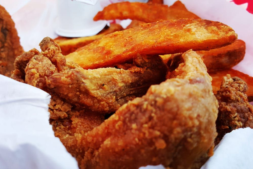16 Real Deal Fried Chicken Spots In Portland Mapped