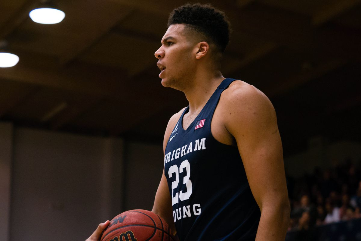 NCAA Basketball: Brigham Young at St. Mary's