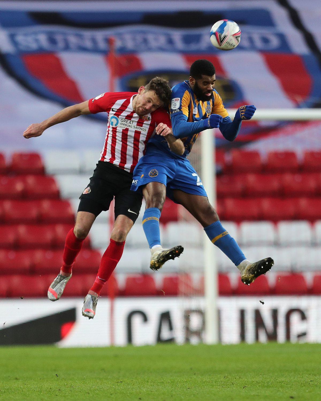 Sunderland v Shrewsbury Town - Sky Bet League One
