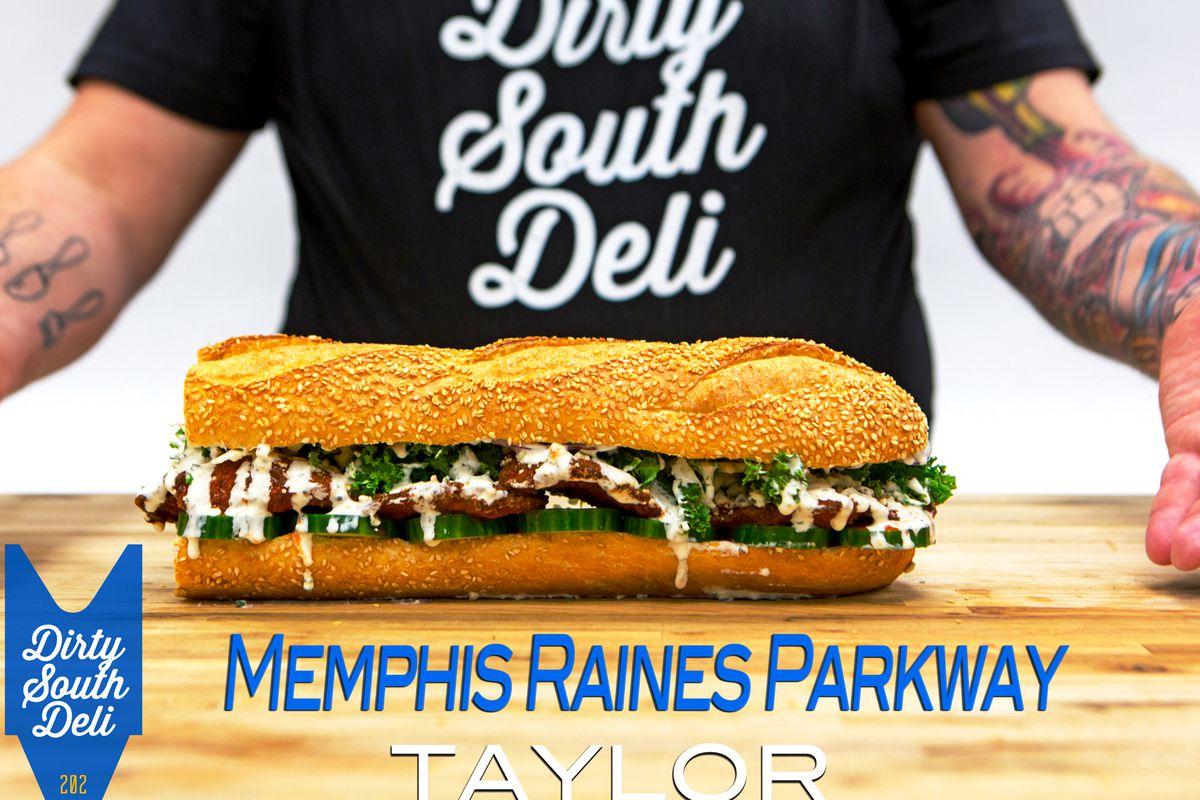 The Memphis Raines Parkway