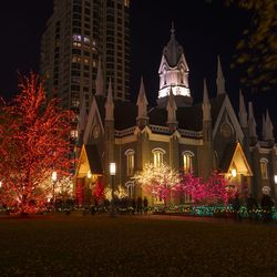 New year celebrations include a family sing-along on Friday, Dec. 29, at the Assembly Hall on Temple Square.