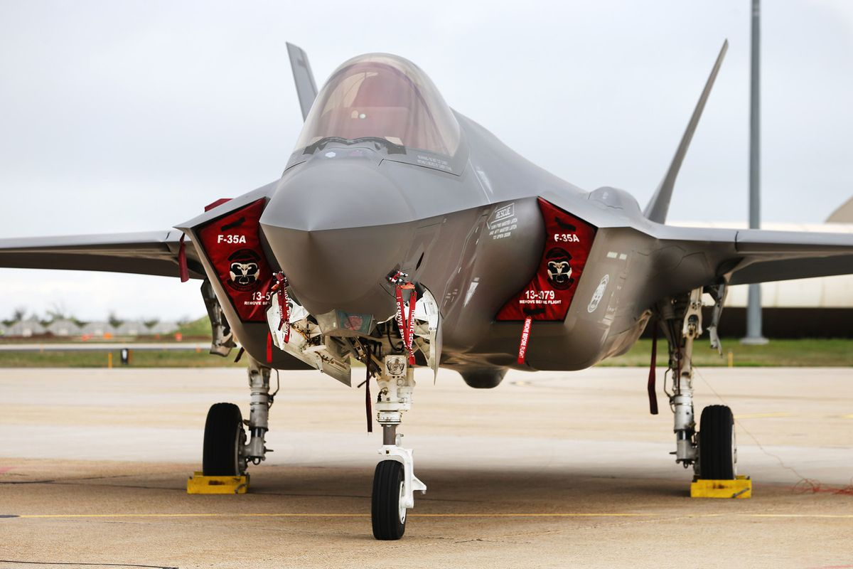 Hill Air Force Base Air Show 2020.F 35a Demonstration Team Moves To Hill For 2020 Airshow