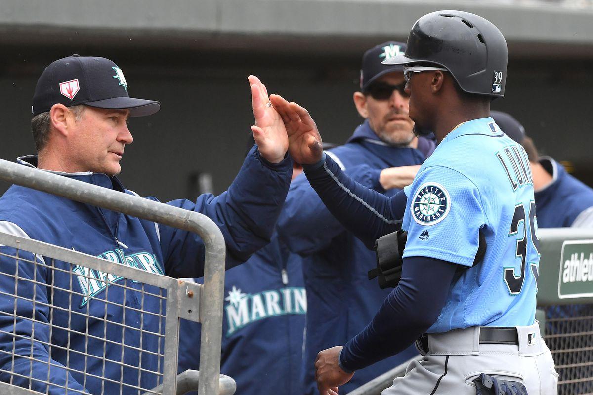 MLB: Spring Training-Seattle Mariners at Oakland Athletics