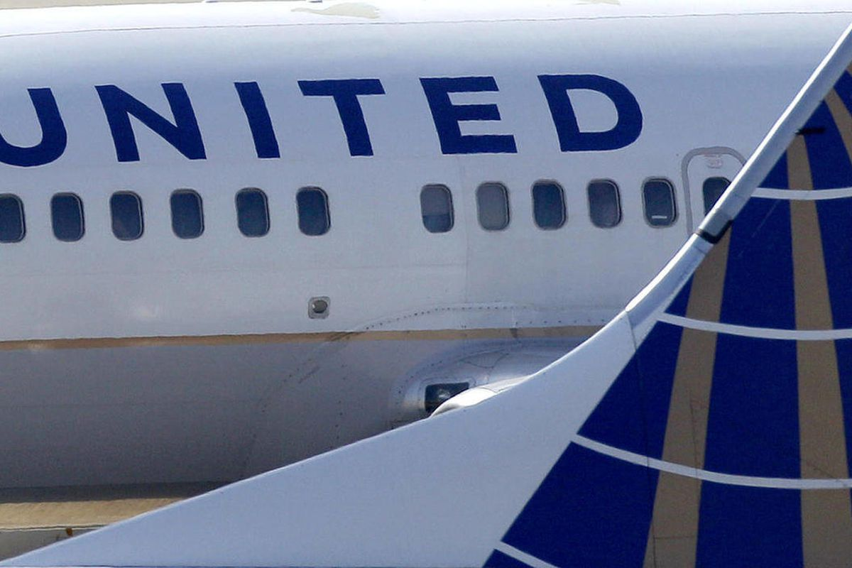 FILE - In this Sept. 13, 2011, file photo, United Continental Airlines jets sit on the tarmac at Cleveland Hopkins Airport in Cleveland. The parent of United Continental Holdings Inc. said Thursday, April 26, 2012, that it lost $448 million in the first q
