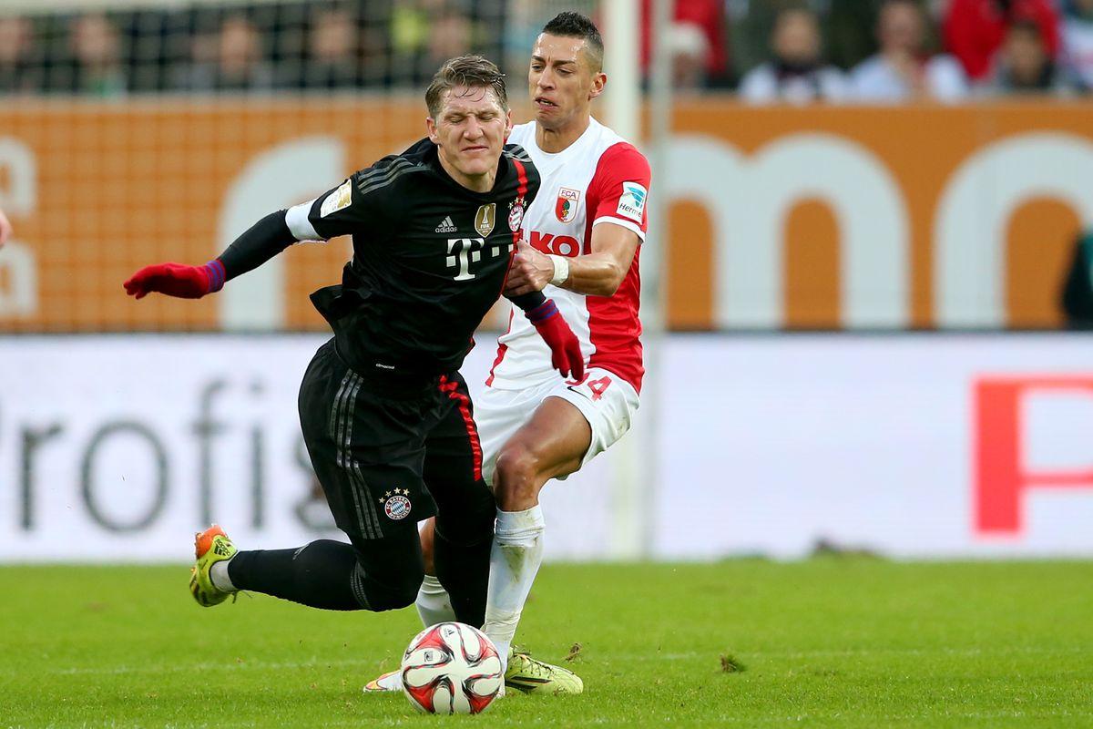 Bayern munich vs augsburg 2014 15 bundesliga live for Bundesliga live stream